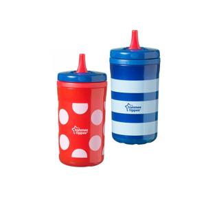 Tommee Tippee Free Flow Cool Cup 18m+ 380 ml termohrnek 1 ks