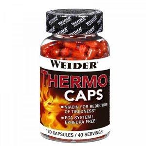 WEIDER Thermo Caps 120 kapslí
