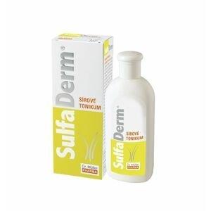 Dr. Müller SulfaDerm sírové tonikum 150 ml