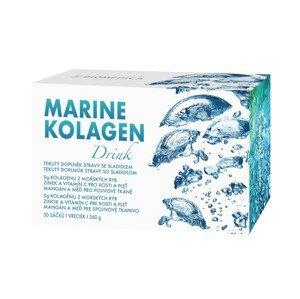 Biomedica Marine Kolagen Drink 30 sáčků