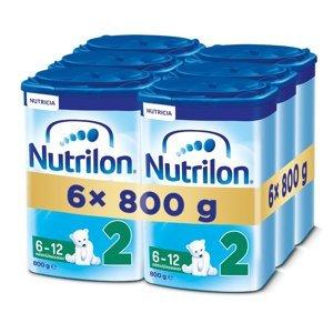 Nutrilon 2 6pack 6x800 g