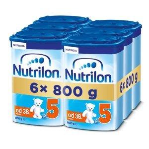 Nutrilon 5 6pack 6x800 g