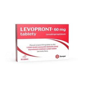 Levopront 60 mg 10 tablet
