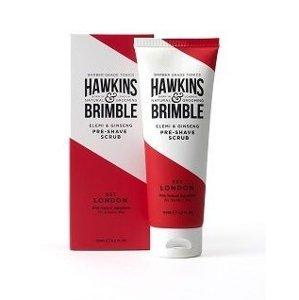 Hawkins & Brimble Pánský pleťový peeling 125 ml