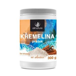 Allnature Křemelina se skořicí prášek 300 g