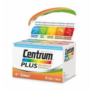 Centrum Plus Ženšen & Ginkgo 30 tablet