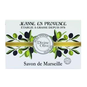 Jeanne en Provence Luxusní mýdlo Oliva 200 g