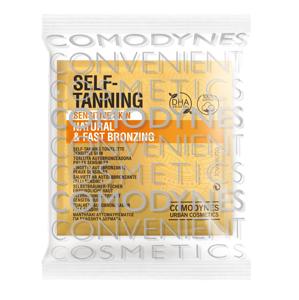 Comodynes Samoopalovací ubrousky pro ciltivou pleť 8 ks
