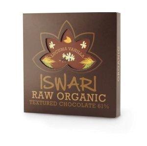 Iswari Čokoláda Vanilla - Lucuma BIO RAW 75 g
