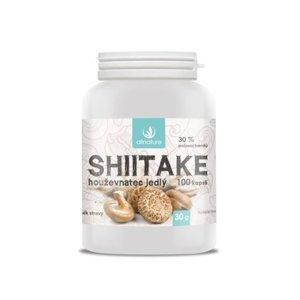 Allnature Shiitake Houževnatec jedlý 100 kapslí