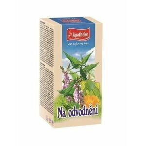 Apotheke Na odvodnění porcovaný čaj 20x1,5 g