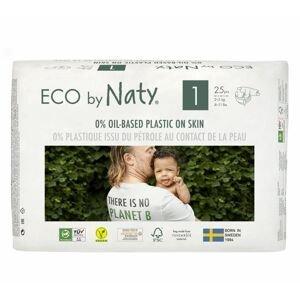 ECO by Naty Newborn 2-5 kg dětské plenky 25 ks