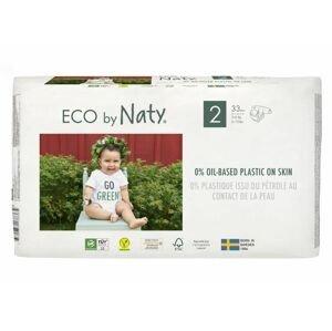 ECO by Naty Mini 3-6 kg dětské plenky 33 ks