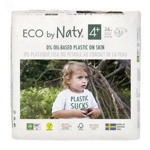 ECO by Naty Maxi+ 9-20 kg dětské plenky 24 ks