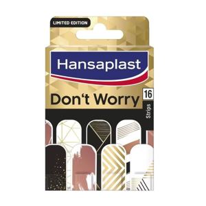 Hansaplast DON'T WORRY náplast 16 ks