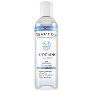 Dermedic Hydrain3 Hialuro micelární voda 100 ml