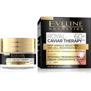 Eveline ROYAL CAVIAR 60+ SPF8 denní krém 50 ml