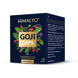 Himalyo BIO Goji 60 kapslí