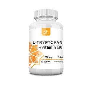 Allnature L-tryptofan + vitamin B6 200 mg/2,5 mg 60 tablet