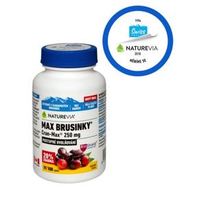 Swiss NatureVia Max Brusinky Cran-Max 90+18 tablet