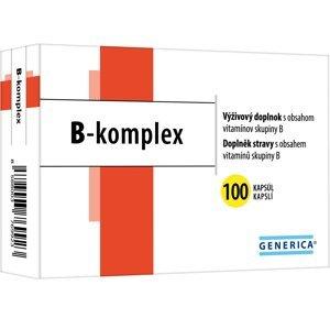 Generica B-komplex 100 kapslí