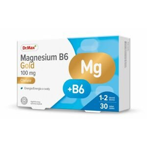 Dr.Max Magnesium B6 Gold 30 tablet