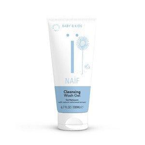 NAIF Čisticí a mycí gel pro děti a miminka 200 ml