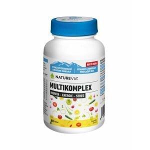 NatureVia Multikomplex 60 tablet