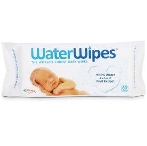 Water Wipes 99,9 % vody vlhčené ubrousky 60 ks