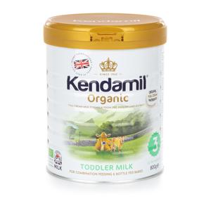 Kendamil 3 BIO Organické batolecí mléko 800 g