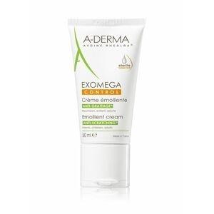 A-Derma Exomega Control emolienční krém pro suchou kůži se sklonem k atopii 50 ml