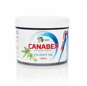 Dr.Cann CANABEX konopné mazání chladivý gel 250 ml
