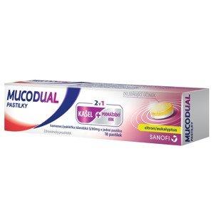 Mucodual 5/80 mg 18 pastilek