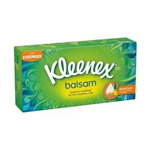 Kleenex Balsam Box papírové kapesníky 72 ks