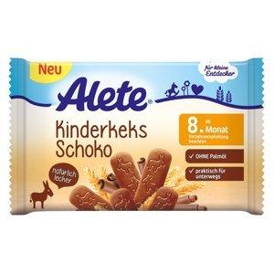 Alete Sušenky kakaové 8m+ 45 g
