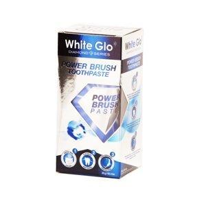 White Glo Powerbrush Bělicí zubní pasta na elektrický kartáček 85 g