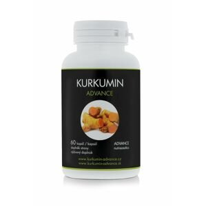 Advance Kurkumin 60 kapslí