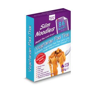 Slim Pasta Noodles Vegetariánské Phad Thai 250 g
