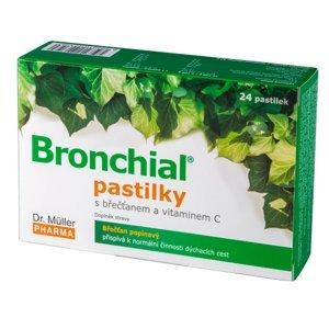 Dr. Müller Bronchial pastilky 24 ks