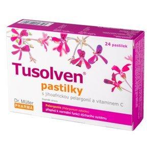 Dr. Müller Tusolven 24 pastilek