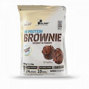 Olimp Hi Protein Brownie chocolate 500 g