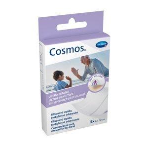 Cosmos Ultra jemná náplast nedělená 6 x 10 cm 5 ks