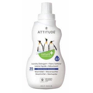 ATTITUDE Prací gel aviváž 2v1 Mountain 1050 ml