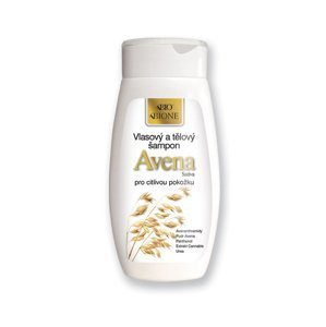 Bione Cosmetics Avena Vlasový a tělový šampon 260 ml