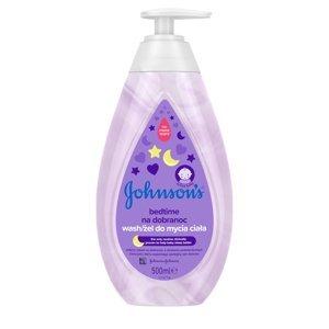 Johnson's Baby Bedtime Mycí gel pro dobré spaní 500 ml