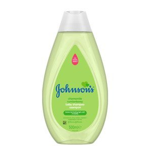 Johnson's Baby Dětský šampon s heřmánkem 500 ml