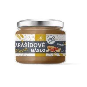 Allnature Arašídové máslo jemné 220 g