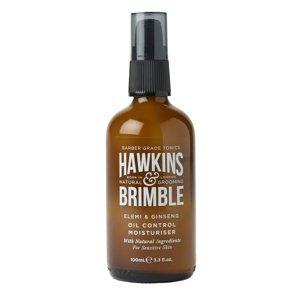 Hawkins & Brimble Pánský hydratační pleťový krém pro mastnou pleť 100 ml
