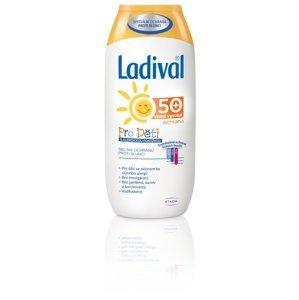 Ladival Dětská alergická pokožka OF50+ gel 200 ml