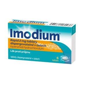 Imodium Rapid 2 mg 6 tablet
